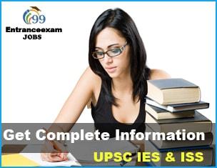UPSC IES &ISS
