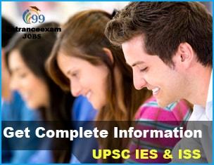 UPSC IES & ISS