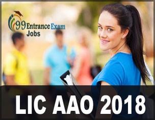 LIC AAO 2018