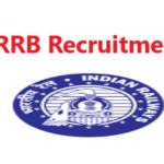RRB Bhopal Recruitment 2019-20
