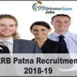 RRB Patna Recruitment