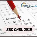 SSC CHSL 2019 – (DEO & LDC)  Eligibility, Online Date, Eligibility