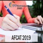 AFCAT 2019: Admit Card, Exam Date, Result