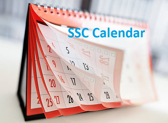 list of ssc exams 2019 20 ssc calendar 2019