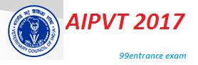 AIPVT 2017 Complete Details