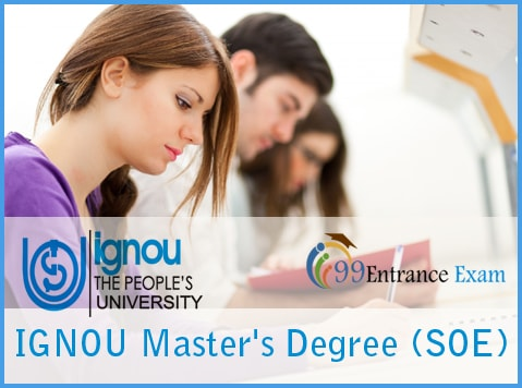 IGNOU Master's Degree (SOE)