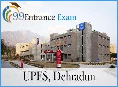 UPES, Dehradun