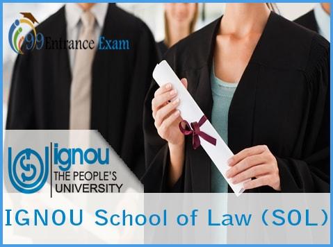 IGNOU School of Law (SOL)