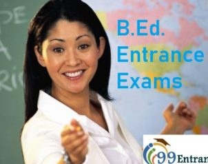 B.ed Entrance Exams