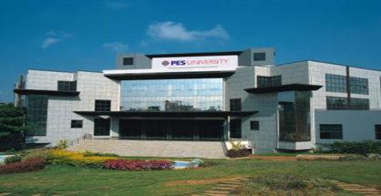 PES University Admission