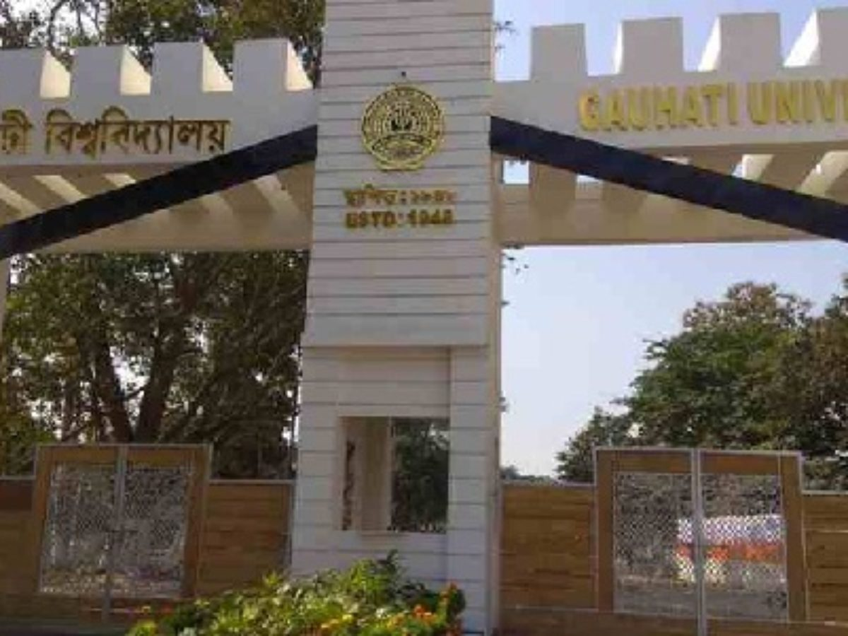 Gauhati University Admission 2020 Dates Application Form All Courses