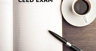 CEED Exam