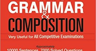 Arihant's English Grammar and Composition