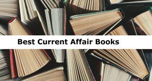 Best Current Affair Books