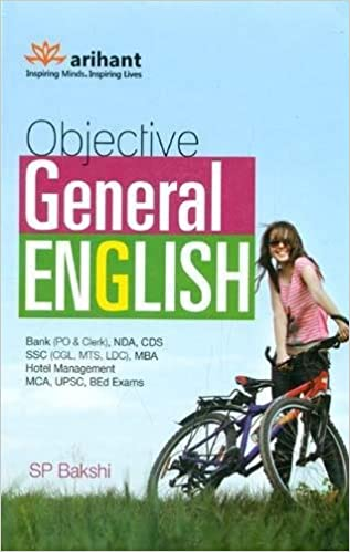 Objective General English by Arihant Publication